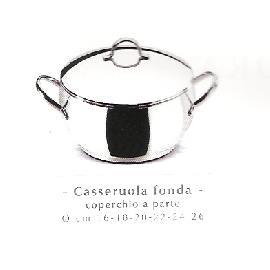 PANDORA CASSERUOLA C/C CM.20 LAGOSTINA