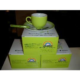 CROMOTERAPIA SET 2pz TAZZA CAFFE'